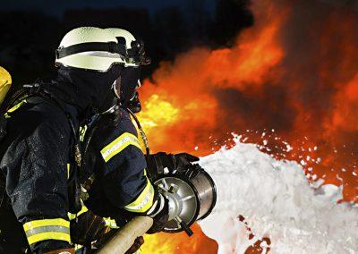 Avancerad Brandbekämpning STCW Advanced Firefighting