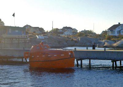 Räddningsfarkoster och Beredskapsbåtar